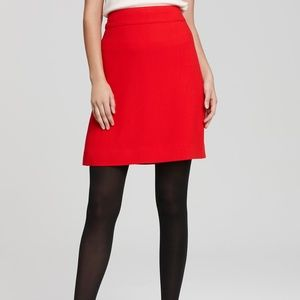 "Kate Spade ""The Pencil Skirt"" in Red Size 8"